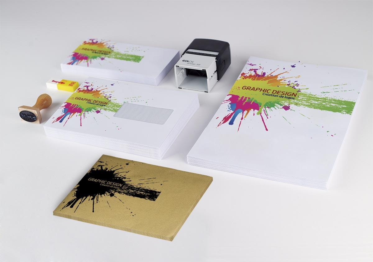 Impression d'enveloppes tous formats